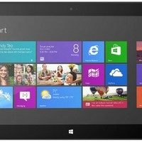 Microsoft Surface Pro Tablet 128 GB Hard Drive, 4 GB RAM, Windows 8 Pro - ENGLISH