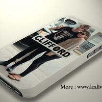 5sos ORD Michael Clifford Phone Case Back Cover for iPhone, iPod and Samsung Galaxy | Lealiveus.com