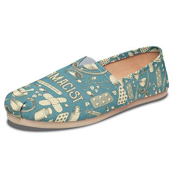 Vintage Pharmacist Casual Shoes-Clearance