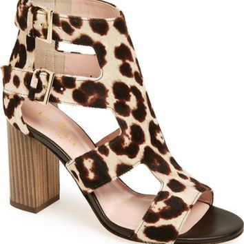 kate spade new york 'ilemi' block heel sandal (Women) | Nordstrom