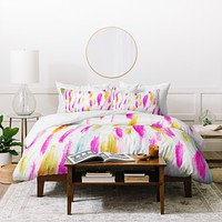 Allyson Johnson Brushed Brightly Duvet Cover