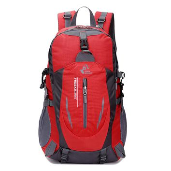40L Water-Repellent Durable Backpack