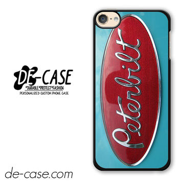 Peterbilt Truck Logo DEAL-8570 Apple Phonecase Cover For Ipod Touch 6