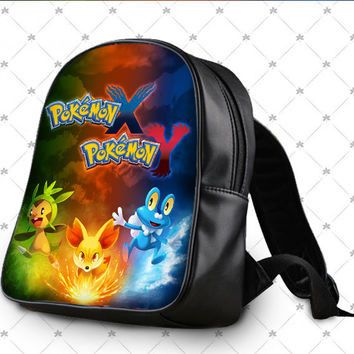 Pokemon X and Y School Bag
