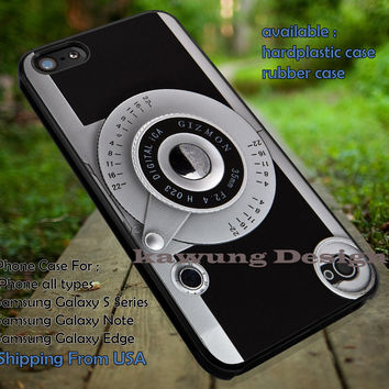 Vintage Camera Realistic iPhone 6s 6 6s+ 5c 5s Cases Samsung Galaxy s5 s6 Edge+ NOTE 5 4 3 #art dt