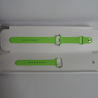New Official Apple Watch 42mm Sport Band - Green MJ4U2ZM/A BAND ONLY