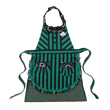 disney parks the haunted mansion ghost host hostess apron adult new with tag