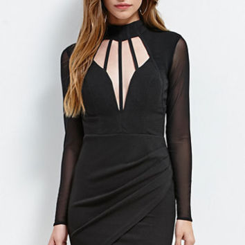 Selfie Leslie Strappy Choker Dress at PacSun.com