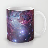 Nebula Galaxy Mug by RexLambo
