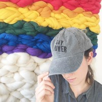 Collection 03-01 | Gay Power cap