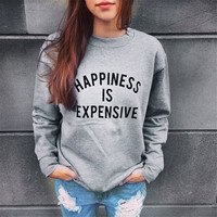 Fashion Women Sportswear Sweatshirt Letter Printed Fall Tracksuit Long-sleeve Casual Vigor Costumes Sweatshirt Letter Hoodies 41