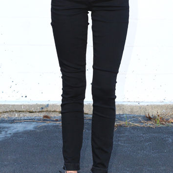 Articles of Society: Mya Skinny {Black Out}