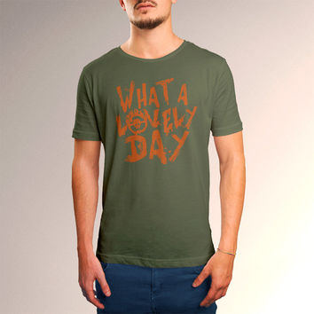 "Mad Max ""What a Lovely Day"" Men's T-Shirt"
