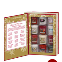 Christmas Memories 12 Votive Collection