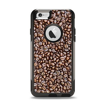The Coffee Beans Apple iPhone 6 Otterbox Commuter Case Skin Set