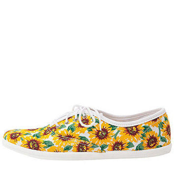 Unisex Printed Tennis Shoe | American Apparel