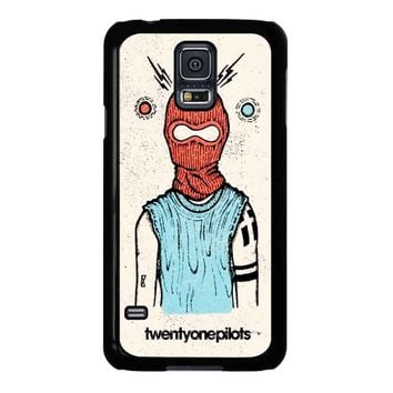Twenty One Pilots Poster Art Samsung Galaxy S5 Case
