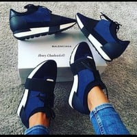 balenciaga fashion race runners sneaker-7