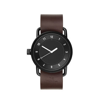 TID Watches — No.1 Black Walnut Watch