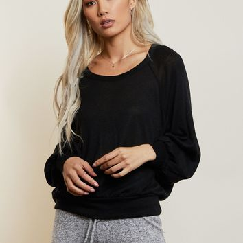 By My Side Sweater