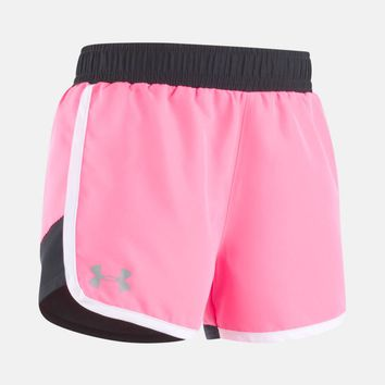 Girls' Newborn UA Fast Lane Shorts | Under Armour US