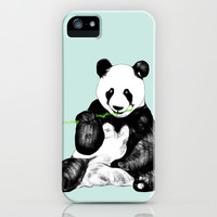 Ailuropoda iPhone & iPod Case by Beth Thompson