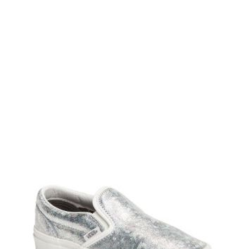 Vans Classic - Hologram Slip-On (Baby, Walker, Toddler, Little Kid & Big Kid) | Nordstrom