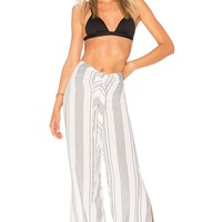 Salinas Cover Up Pant in White | REVOLVE