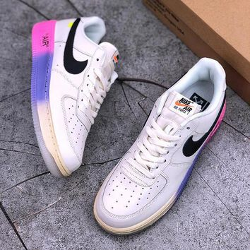 Off-White x Nike Air Force 1 Low The Queen - Best Deal Online