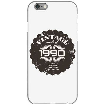 vintage made of 1990 all original parts iPhone 6/6s Case