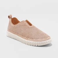 Women's Tammy Laser Cut Sneakers - Universal Thread™