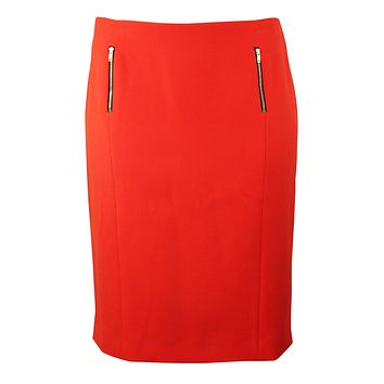 Straight Pencil Skirt Plus Size