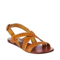 Steve Madden - SPIRAL COGNAC LEATHER