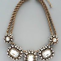 Delphine Statement Necklace