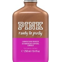 Ready to Party Luminous Body Bronzer