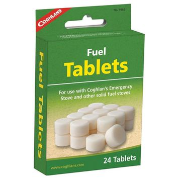 Coghlan's Camping Fuel Tablets 24