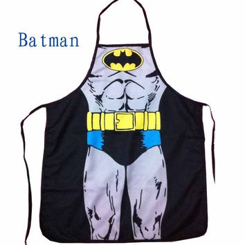Sexy / Batman / comedy Revenge of the creative Apron - father's Day gift = 1927999108