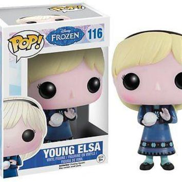 Funko Pop Disney: Frozen - Young Elsa Vinyl Figure