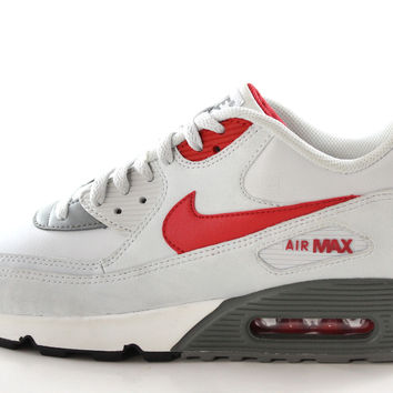 Nike Air Max 91 Black Orangered White Mens Running Trainers Shoes e16bf29a2