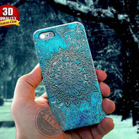 Mandala Pattern Ice Case for Iphone 4, 4s, Iphone 5, 5s, Iphone 5c, Samsung Galaxy S3, S4, S5, Samsung Galaxy Note 2, Note 3.