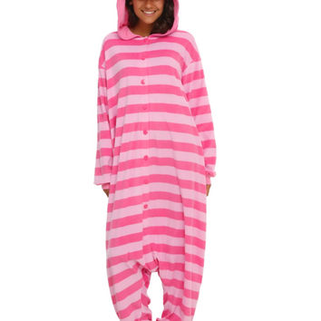 Disney Alice In Wonderland Cheshire Cat Union Suit