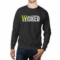 Wicked Musical Disney Unisex Sweaters - 54R Sweater