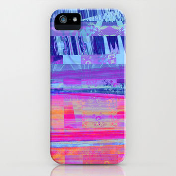 Digi Aloha iPhone & iPod Case by Nina May