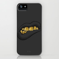 Goldie 4 iPhone & iPod Case by Gerrel Saunders