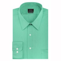 Arrow Classic-Fit Sateen No-Iron Point-Collar Dress Shirt