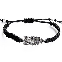 Owl Friendship Bracelet