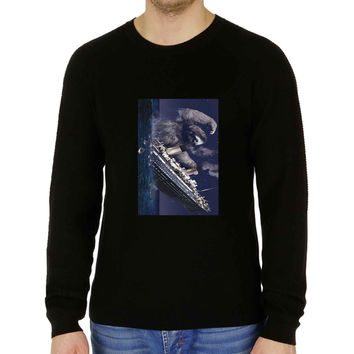 titanic sloth tragedy - Sweater for Man and Woman, S / M / L / XL / 2XL **