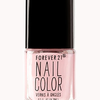FOREVER 21 Princess Pink Nail Polish Princess One