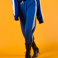 Superstar Track Pants | Blue