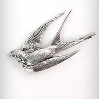 In Flight Hair Pin